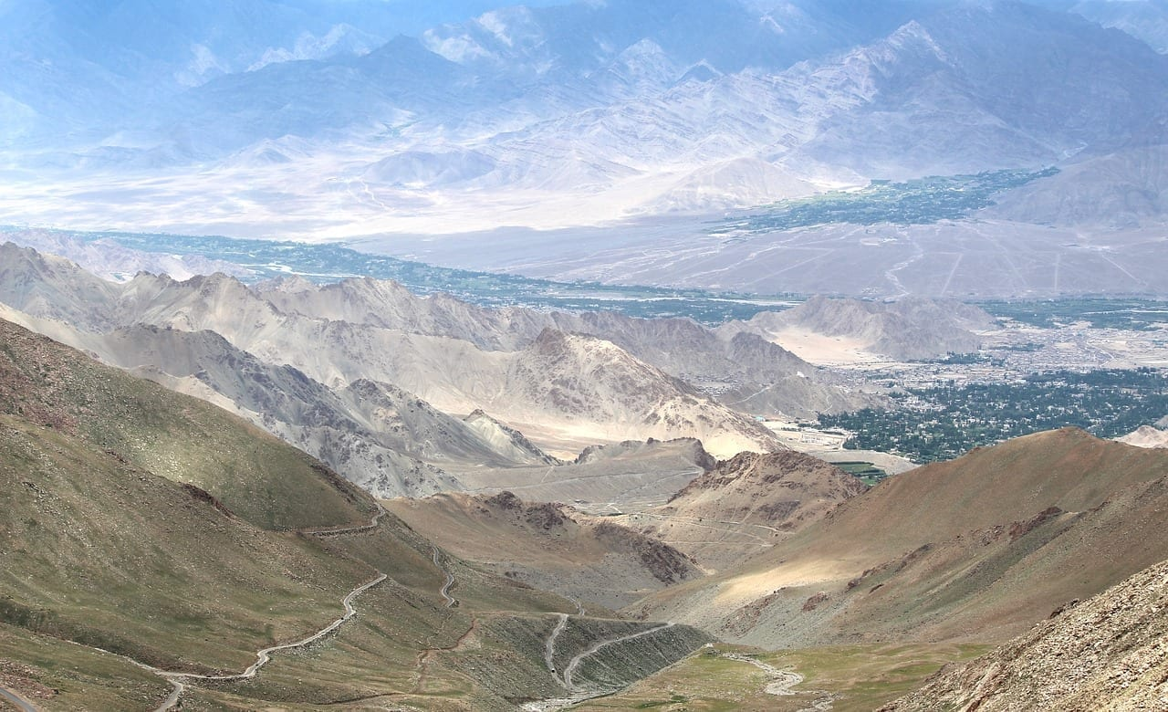 Lahaul Spiti Leh Ladakh India