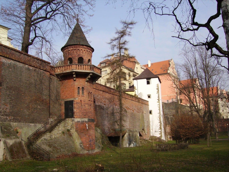 Las murallas de Olomouc Olomouc República Checa