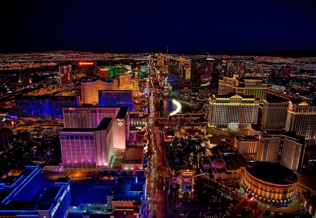 Las Vegas Nevada Ciudades Estados Unidos