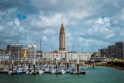 Le Havre Francia Puerto Francia