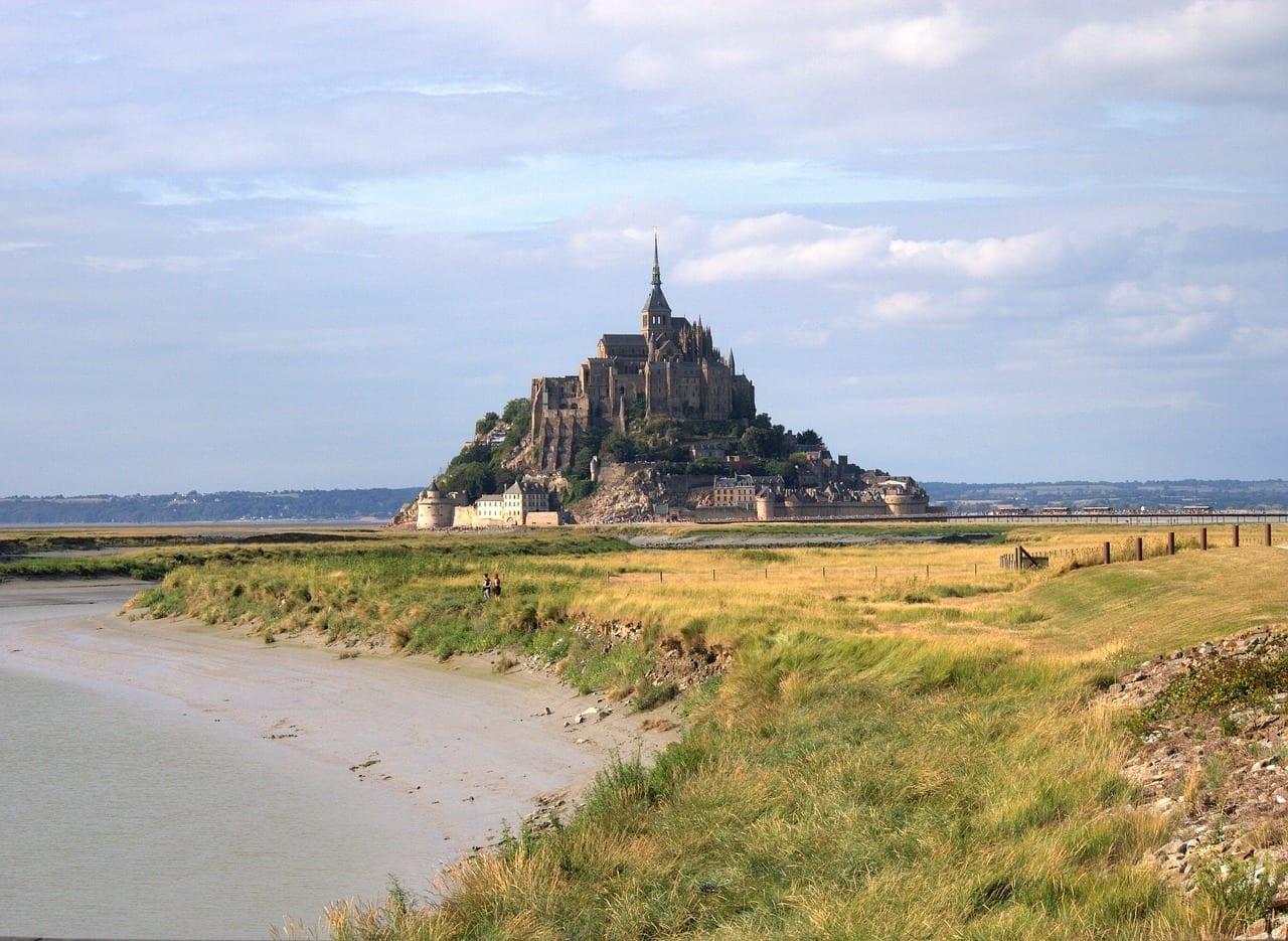 Le Mont Saint Michel Lugares De Interés Francia Francia