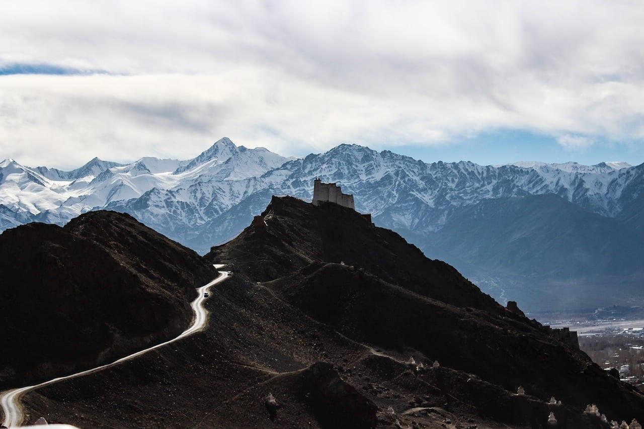 Leh Ladakh Kashmir India