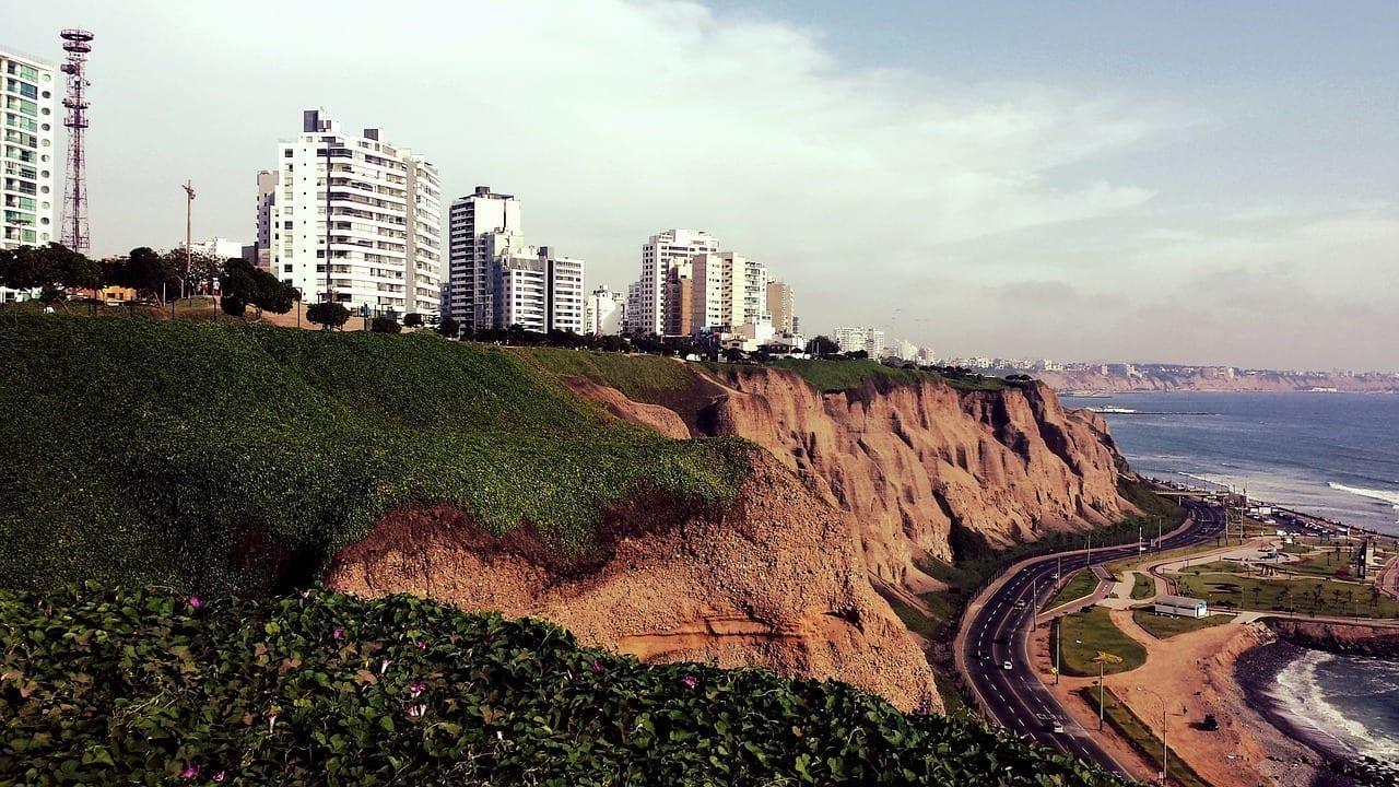 Lima Perú América Del Sur Perú