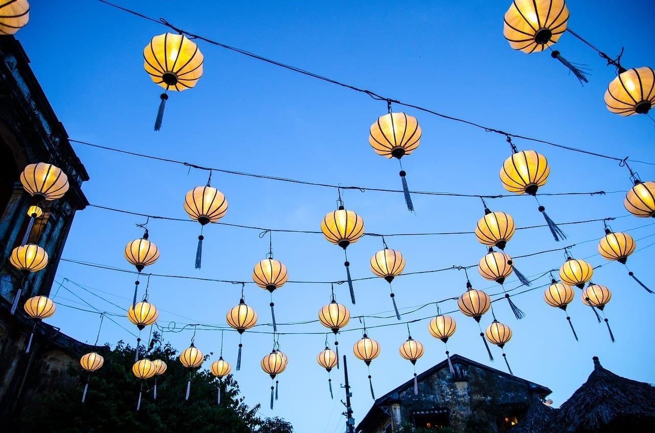 Linterna Hoi An Vietnam Vietnam