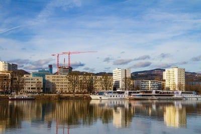 Linz De La Ciudad Austria Austria