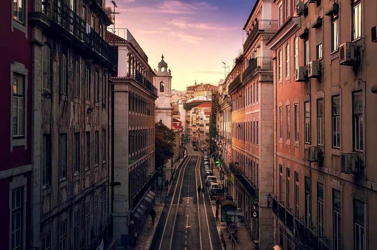Lisboa Portugal Ciudad Portugal