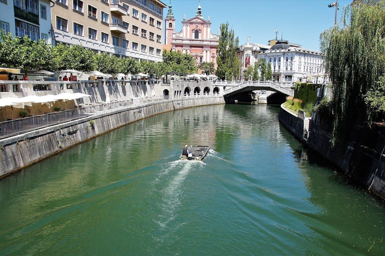 Ljubljana Ciudad Eslovenia Eslovenia