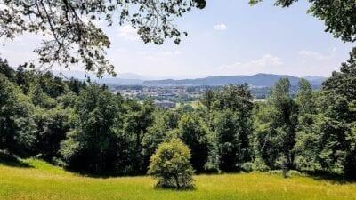 Ljubljana Eslovenia Bosque Eslovenia