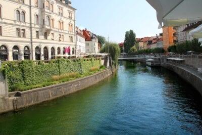 Ljubljana Slovenia Republic Of Slovenia Eslovenia