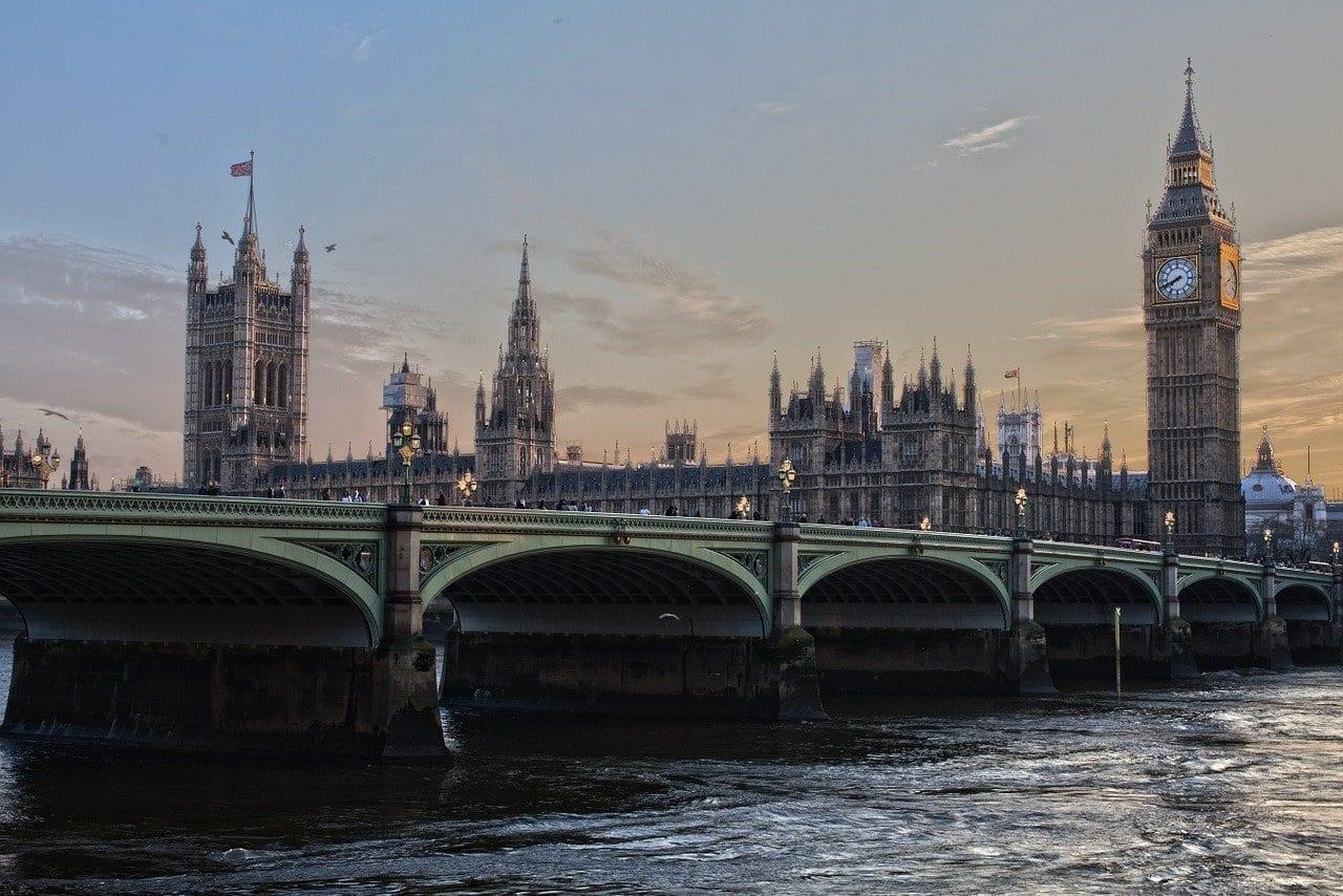 Londres Parlamento Inglaterra Reino Unido