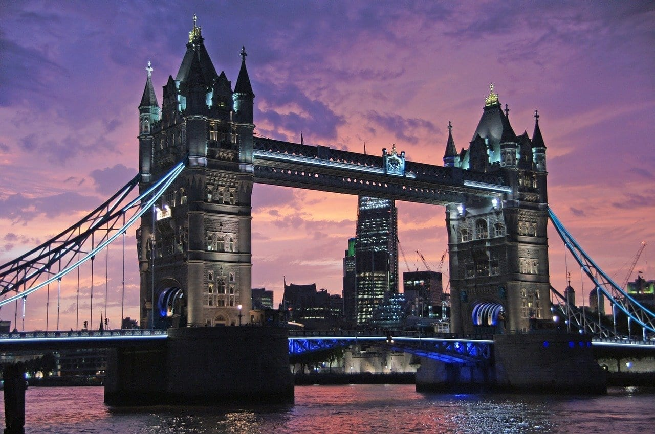 Londres Tower Bridge Puente Reino Unido