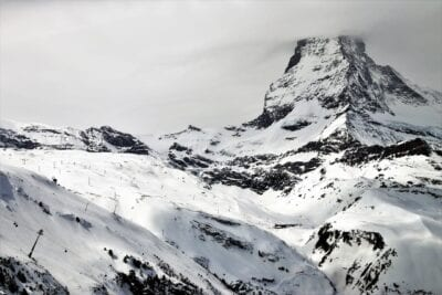 Los Alpes Zermatt Matterhorn Suiza