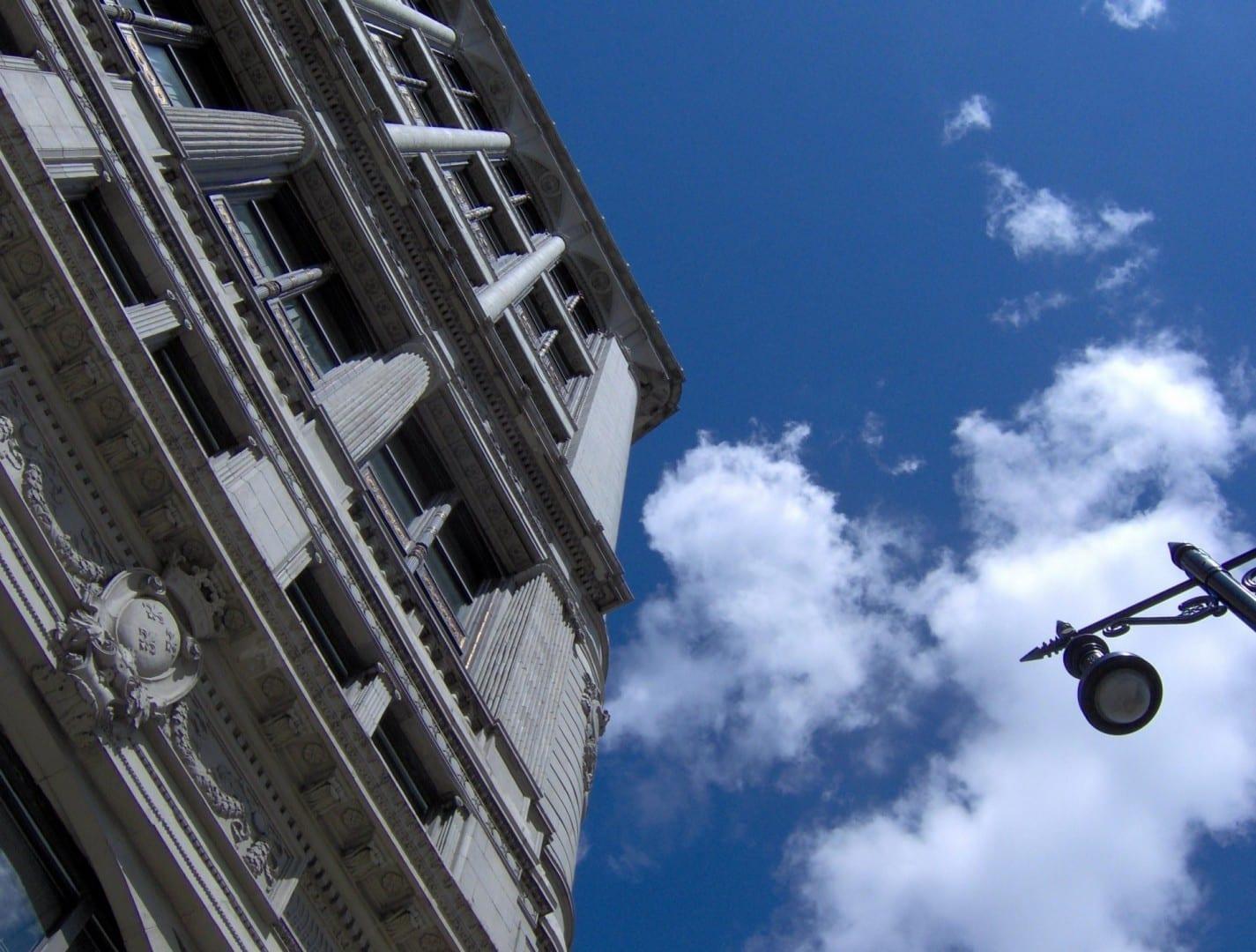 Los edificios históricos son comunes en Winnipeg Winnipeg Canadá