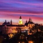 Lublin Castillo Oeste Polonia