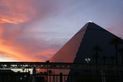 Luxor Hotel Las Vegas Egipto