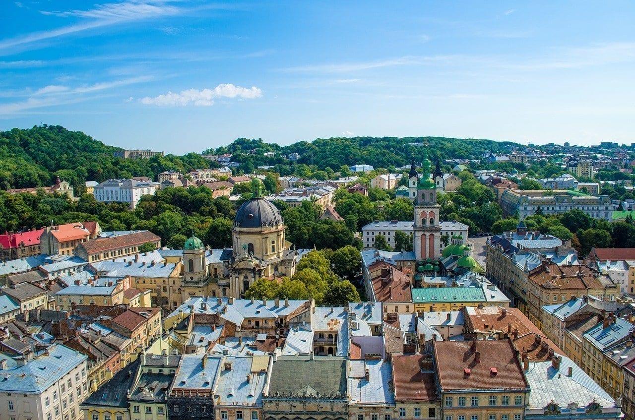Lviv Ucrania Europa Ucrania