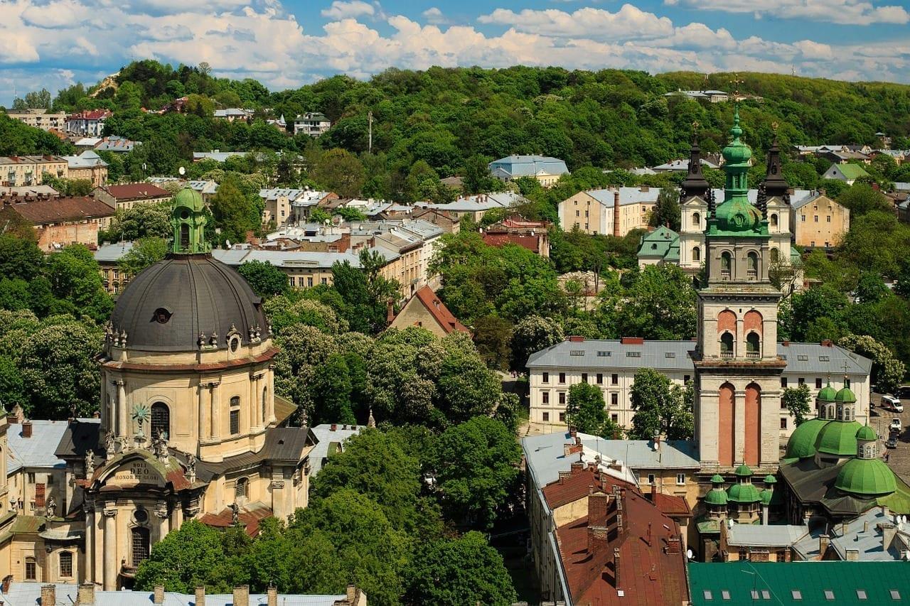 Lviv Ucrania Unesco Ucrania