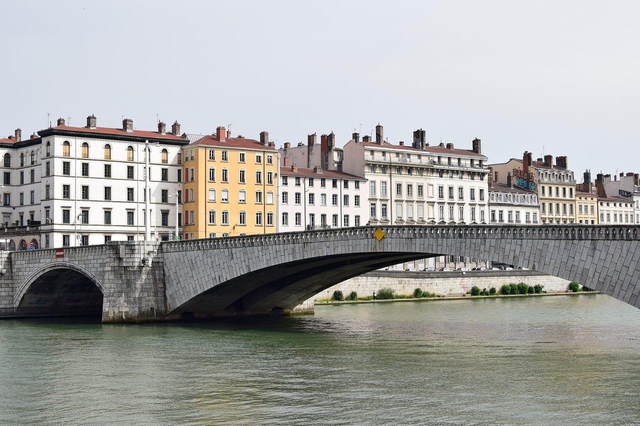Lyon Francia Arquitectura Francia