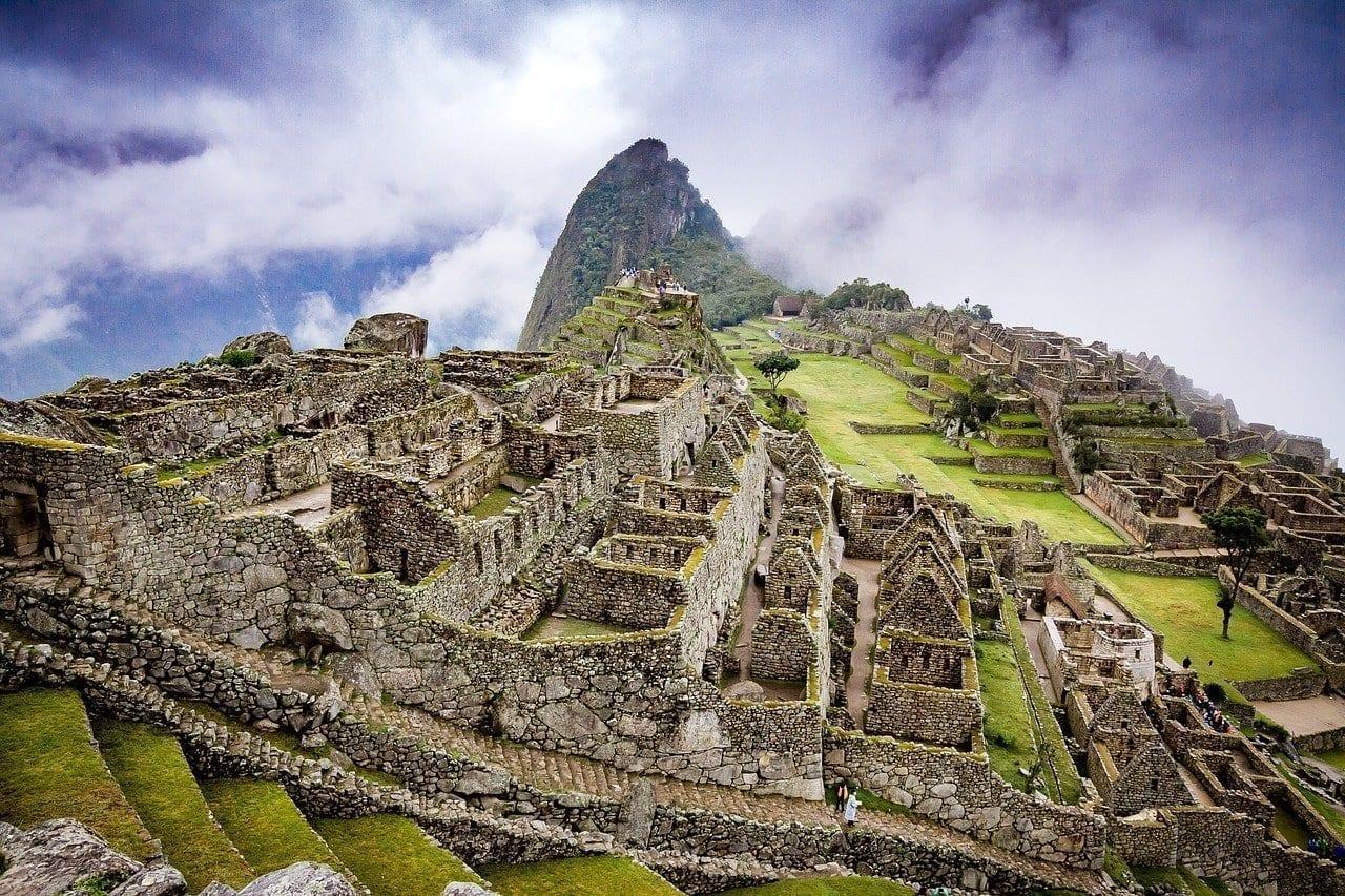 Machu Picchu Perú Inca Perú