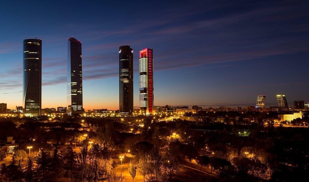 Madrid Spain España España