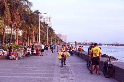 Manila Bahía De Manila República De Filipinas Filipinas