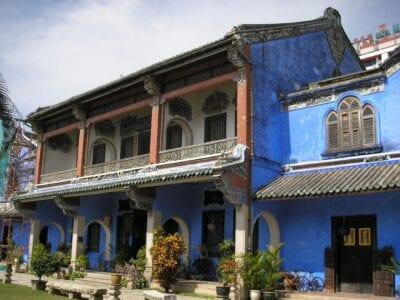 Mansión Cheong Fatt Tze George Town Malasia
