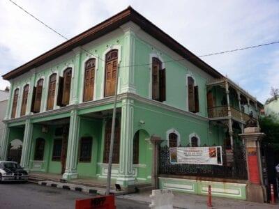 Mansión Pinang Peranakan George Town Malasia