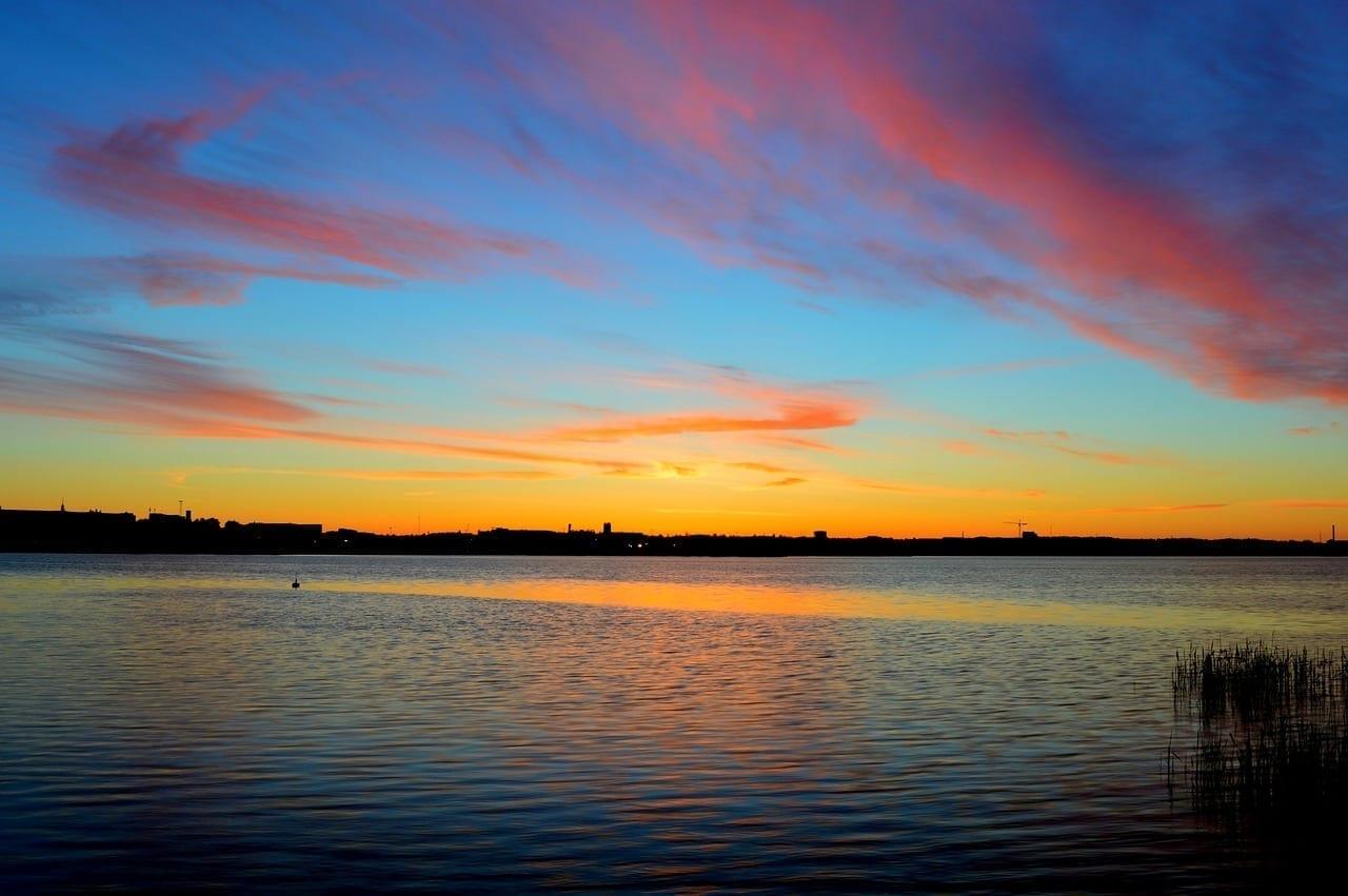 Mar Ciudad Helsinki Finlandia