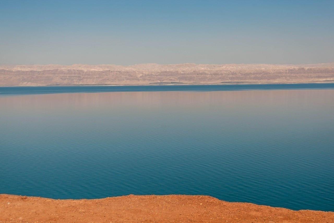 Mar Muerto Amman Jordania Jordania