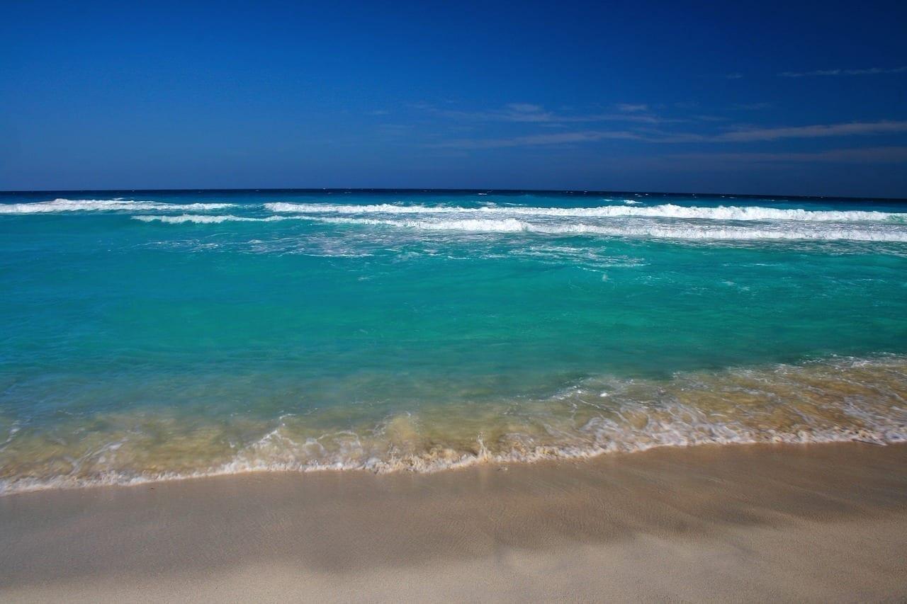 Mar Playa Cancún México