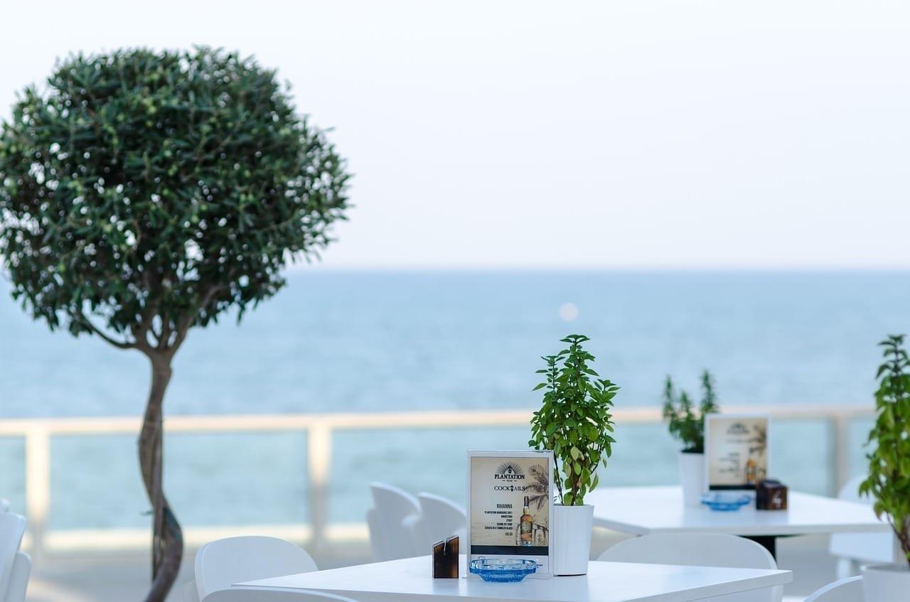 Mar Playa Larnaca Chipre