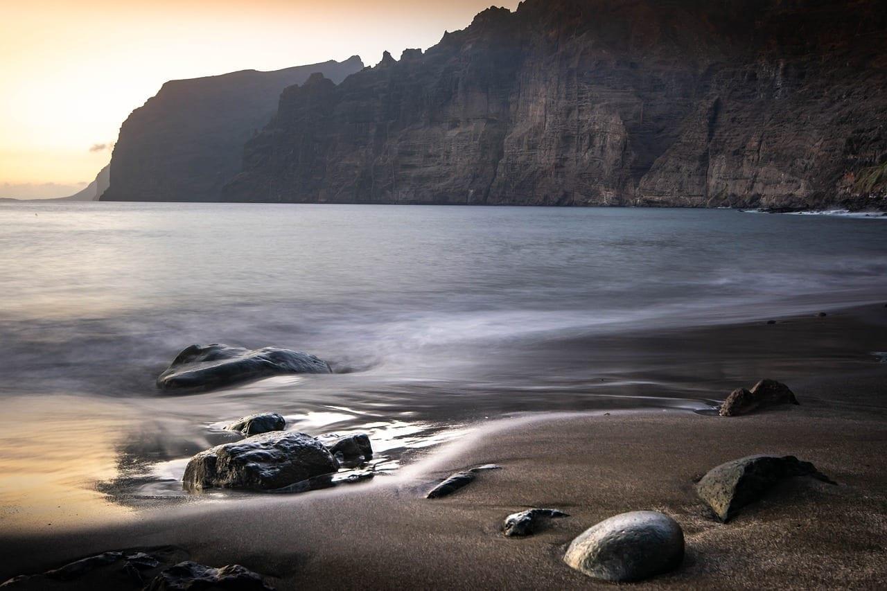 Mar Tenerife El Agua España