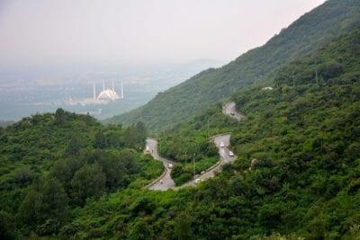 Margalla Hills, Islamabad Islamabad Pakistán