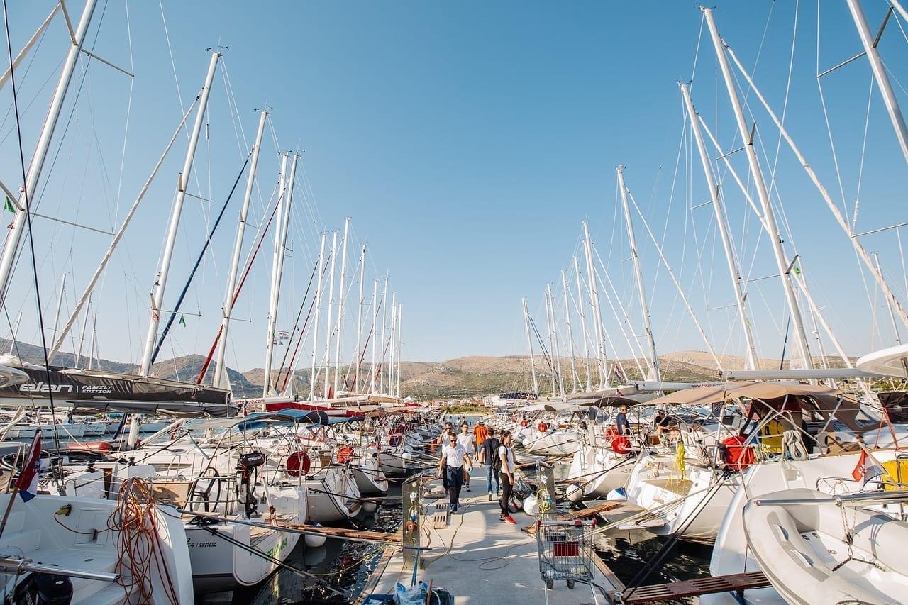 Marina Croacia Trogir Croacia