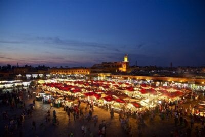 Marruecos Oriental Marrakech Marruecos