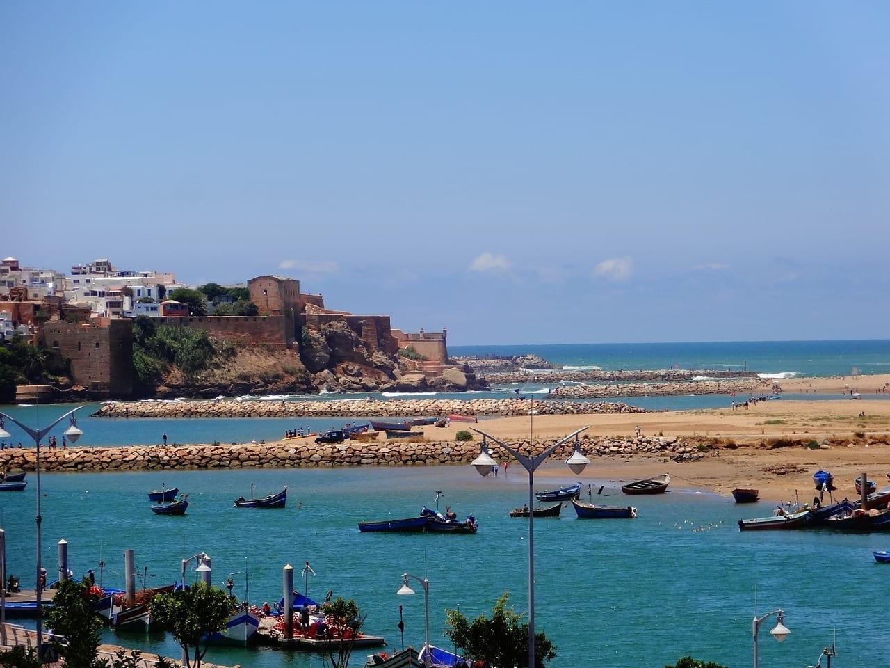 Marruecos Rabat Mar Marruecos