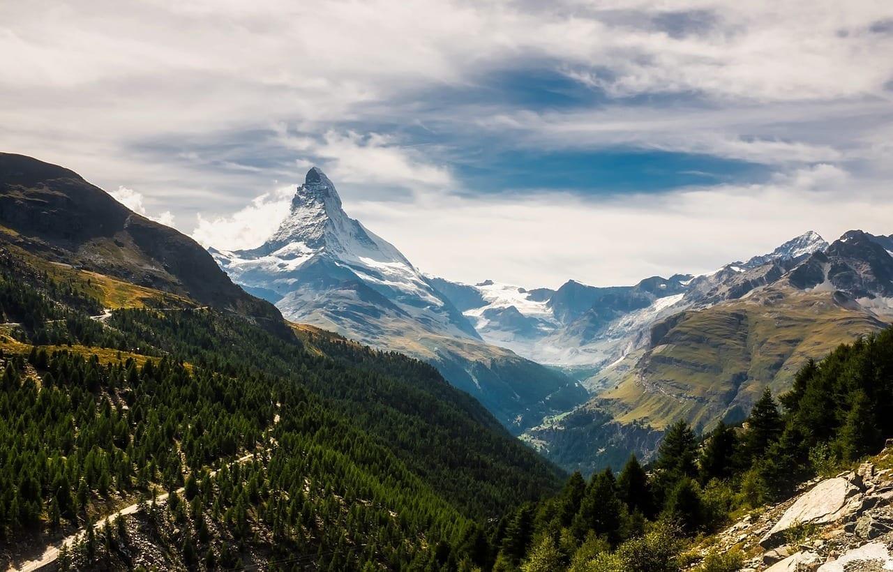 Matterhorn Zermatt Suiza Suiza