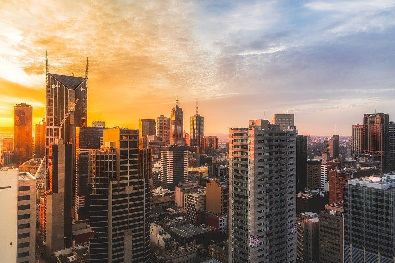 Melbourne Australia Ciudad Australia