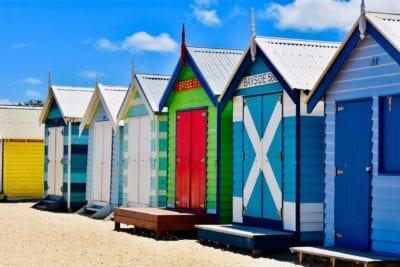 Melbourne Brighton Playa Reino Unido