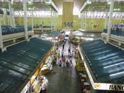 Mercado Central Porto Alegre Brasil