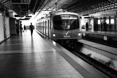 Metro Manila Fuente Fuente Filipinas Filipinas