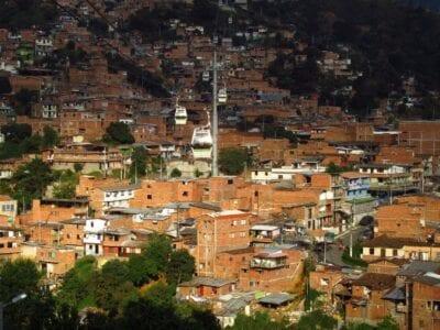 Metrocable, Línea H El Poblado (Medellín) Colombia