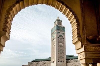 Mezquita De Hassan 2 Casablanca Viajes Marruecos