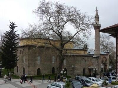 Mezquita de Orhan Gazi Bursa Turquía