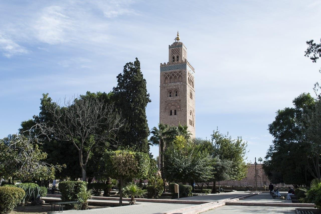 Mezquita Marrakech Marruecos Marruecos