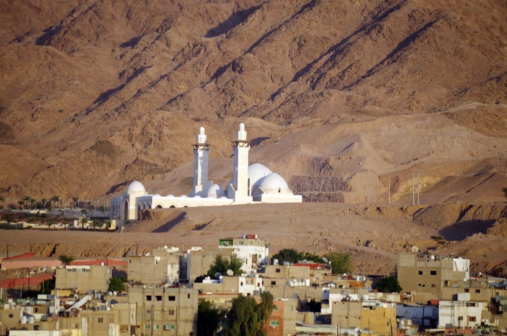 Mezquita Sheik Zayed Aqaba Jordania