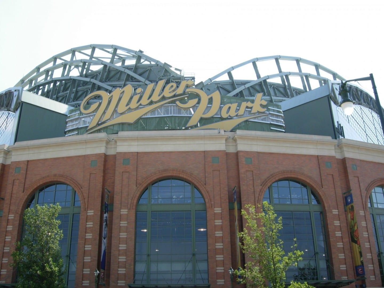 Miller Park, hogar de los Cerveceros de Milwaukee Milwakee (Winsconsin) Estados Unidos