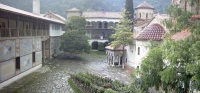 Monasterio de Bachkovo Plovdiv Bulgaria