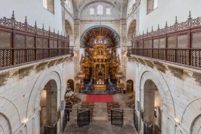 Monasterio de San Martiño Santiago de Compostela España