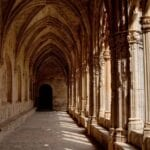Monasterio Pandillas Tarragona España